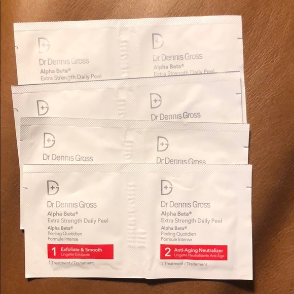 Sephora Other - Dr. Dennis Gross Alpha Beta daily peels